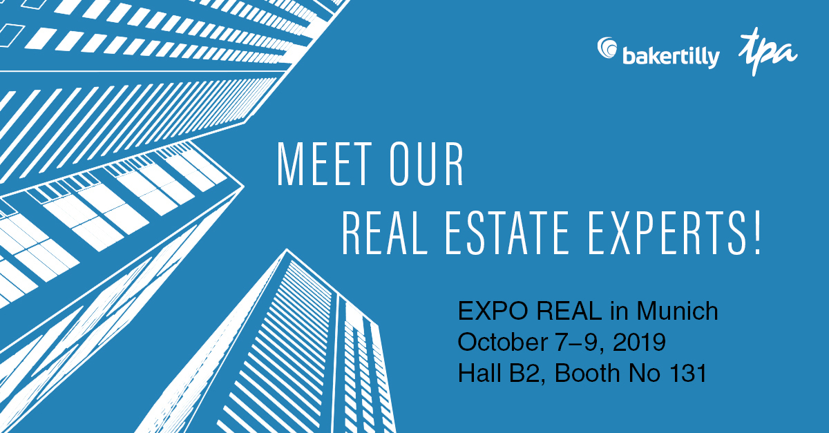 Meet our real estate experts on the Expo Real 2019