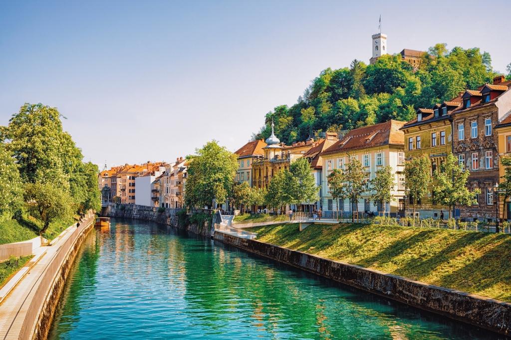 Slovenia tax highlights