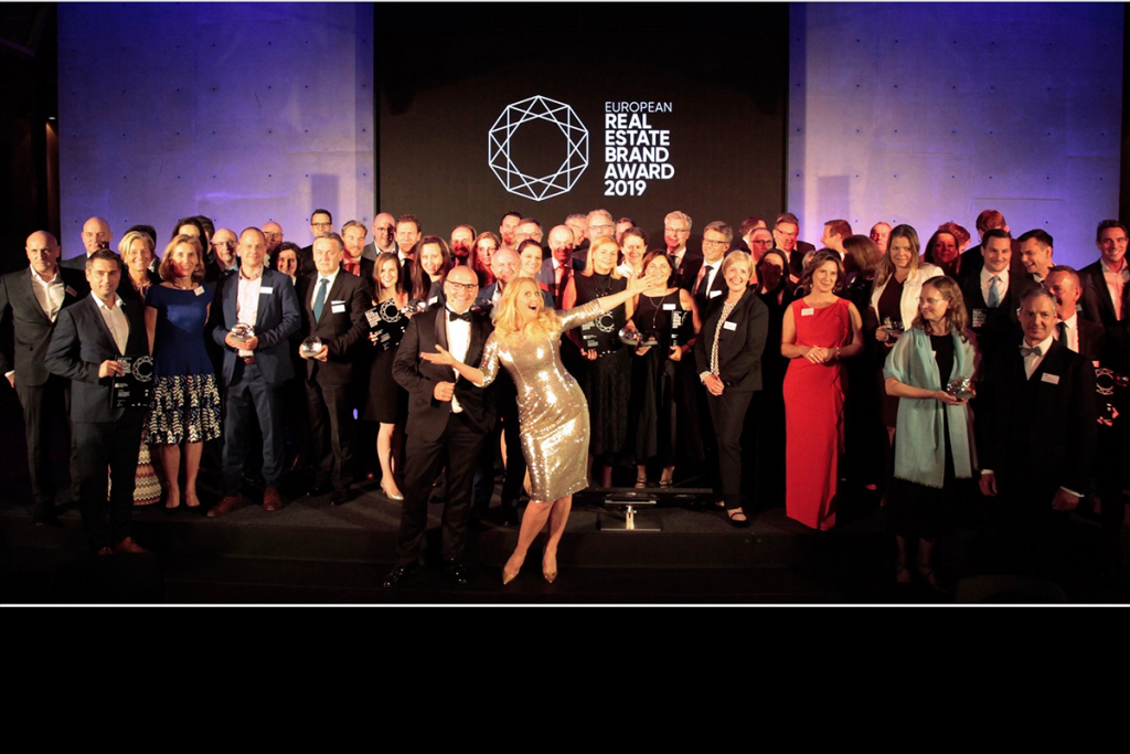 Real Estate Brand Awards Best Real Estate Consultant in Austria - Picture: Real Estate Brand Institute