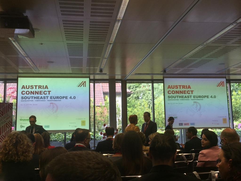 SOUTHEAST EUROPE DIGITALIZATION – COMPETENCE – TRANSFORMATION - Advantage Austria Event in Bled, Slovenia