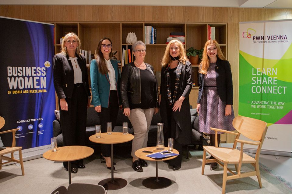 pwn Vienna - Business Women making it in Austria (picture: Andreas Hoyer)
