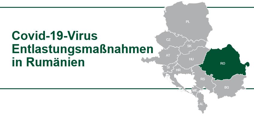 Rumänien Covid-19 Virus Hilfe für Unternehmen TPA
