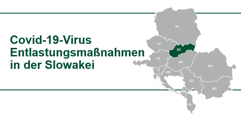 COVID-19 Slowakei: Hilfe für Unternehmen in der Slowakei