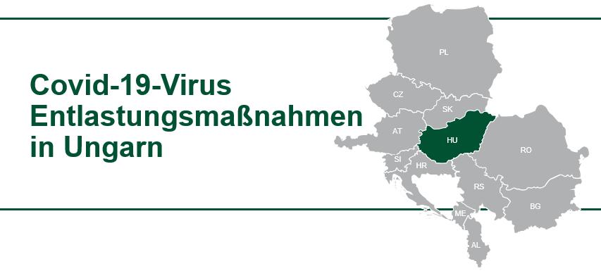 COVID19 Virus Untenrhmen Hilfe Ungarn