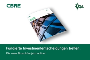 Immobileninvestments in CEE/SEE - TPA & CBRE