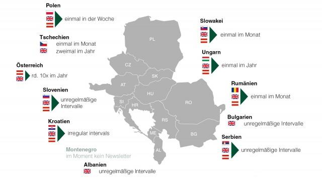 Steuer News aus Osteuropa - TPA Newsletter abonnieren!