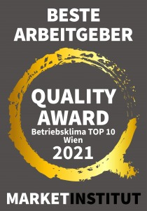 HR Career Quality Award 2021 TPA Austria Tax Advisor Accounting Firm