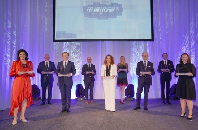 Austria Best tax advisor reorganisation company tpa gottfried sulz tax consulting awards 2021