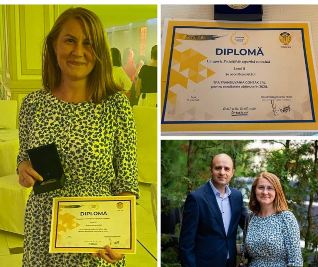 Ceccar Best Accounting Firm Romania - TPA Romania - Cluj